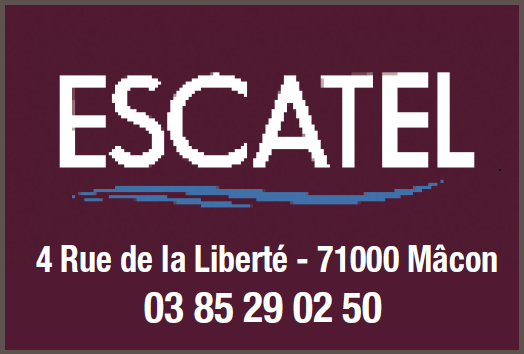 ESCATEL, Mâcon