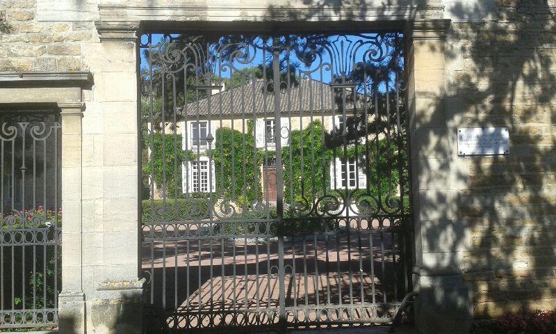 Portail Maison Lamartine