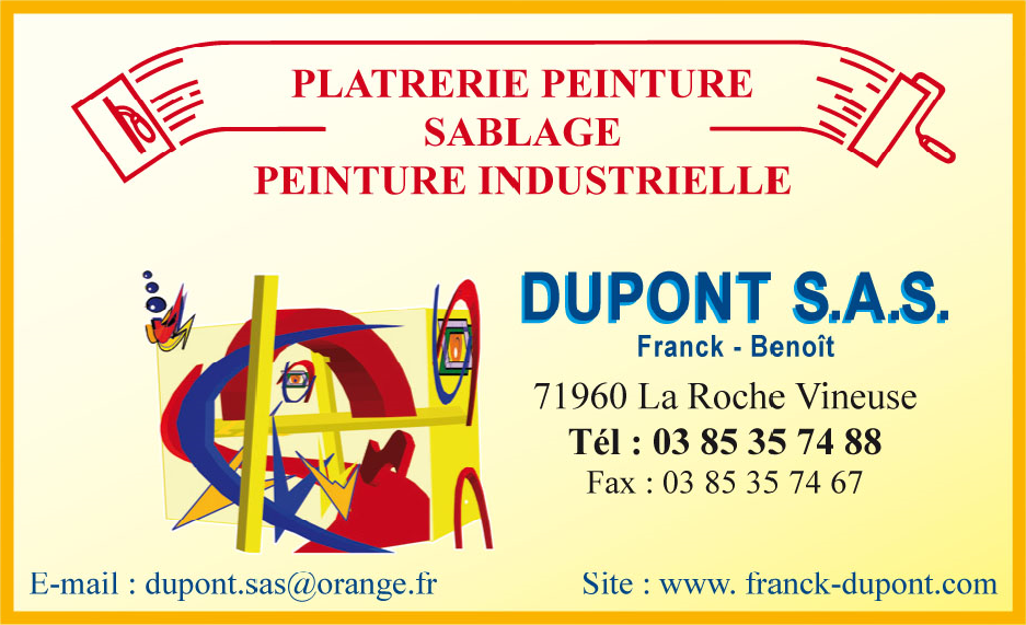 Dupont S.A.S. La Roche Vineuse