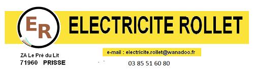 Electricité Rollet, Prissé